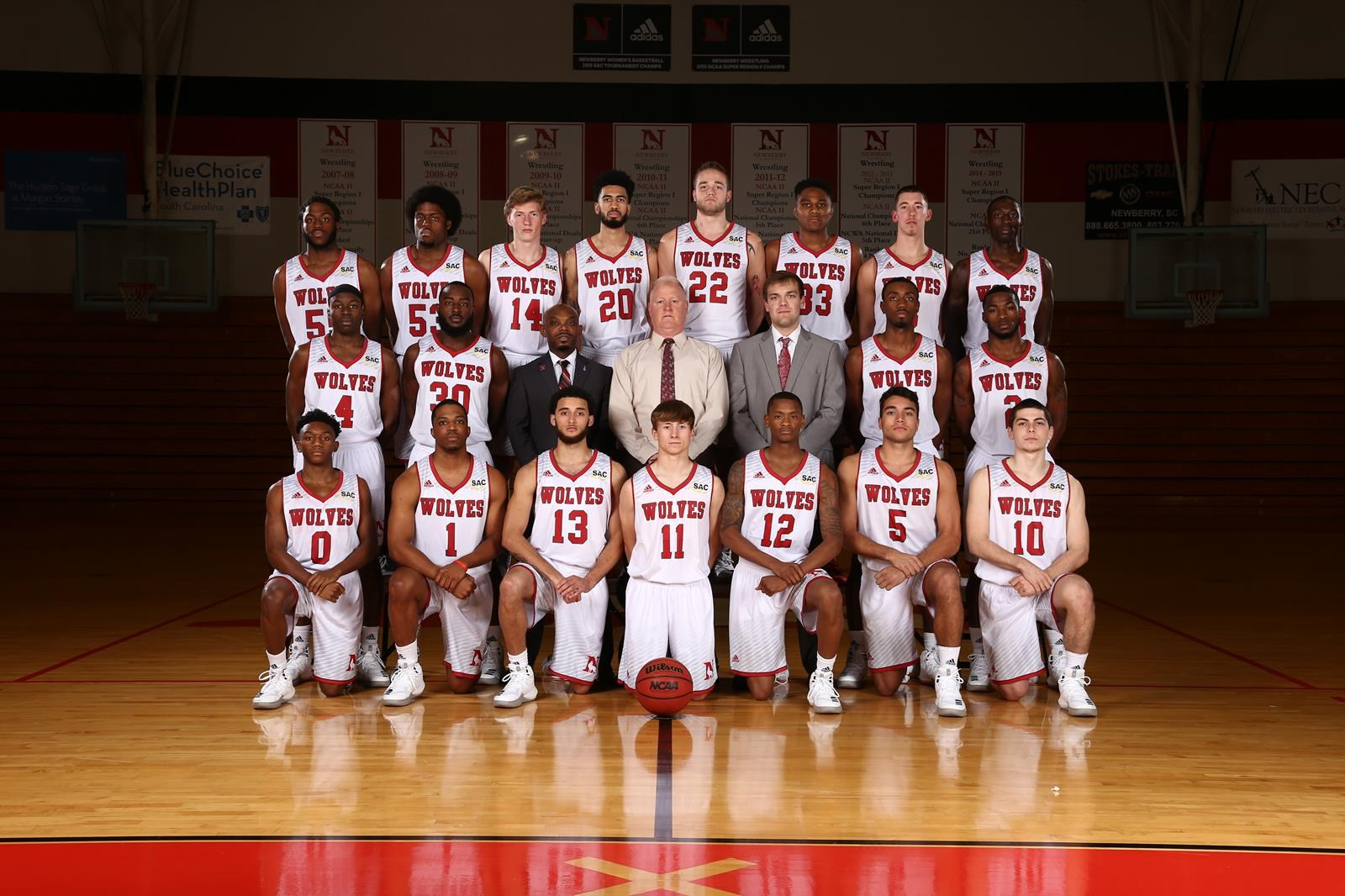 new style d767c 1f29d 2017-18 Men's Basketball Roster - Newberry College Athletics